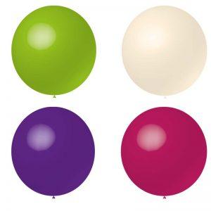 Ballon latex 60 cm